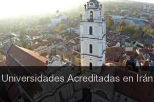 Universidades Acreditadas en Irán