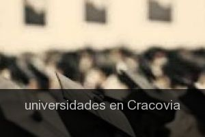 Universidades en Cracovia