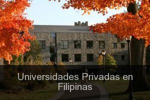 Universidades Privadas en Filipinas