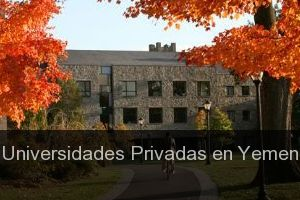 Universidades Privadas en Yemen